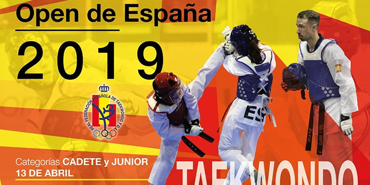 Nabil Zerrad will participate at the XVII Spanish Open of Taekwondo