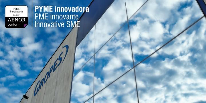 Accréditation PME Innovante