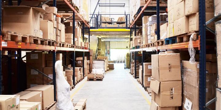 Almacén logístico Baxtran