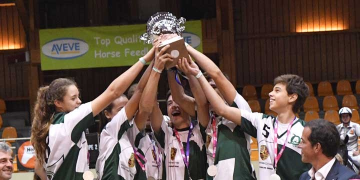 Club Alforges European runner-up