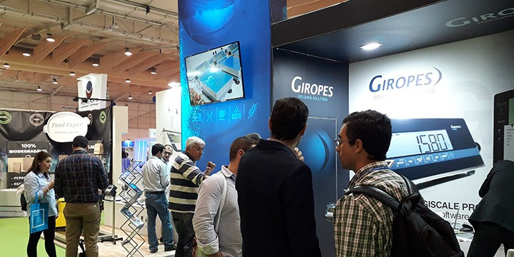 Great success with regard to visitors numbers in our Baxtran stand in the HOREXPO in Lisbon