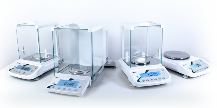 Analytical and high-precision scales