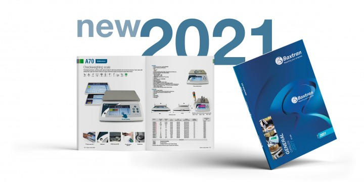 New Baxtran catalog 2021