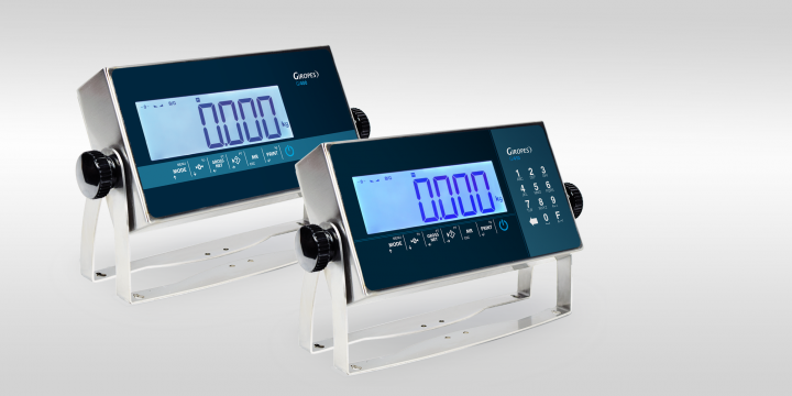 Indicadores GI400 – GI410 LCD