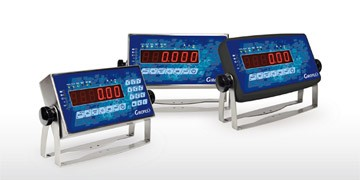 Nueva serie GI400-GI410i Peso-tara + numérico