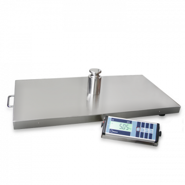 Ideal for packaging and animal weighing