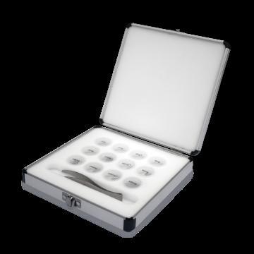 Juegos en caja de aluminio