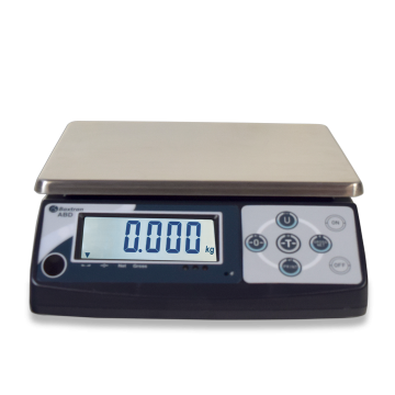 Checkweighing scale