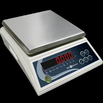 Balanza control de peso